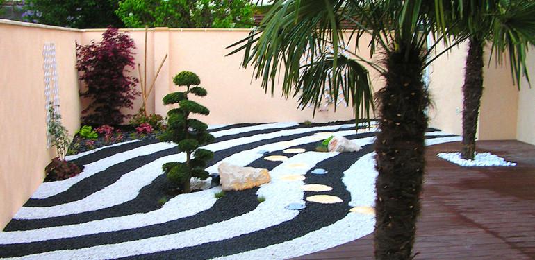 faire un jardin japonais conseils pour en r aliser un facilement. Black Bedroom Furniture Sets. Home Design Ideas