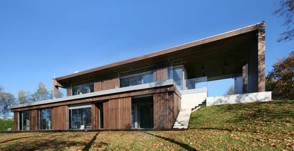 Focus sur la maison en bois moderne : l'habitation de demain ?