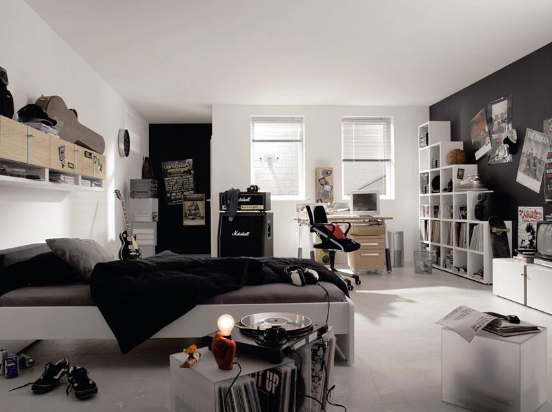 Comment décorer une chambre d\'ado ? Sweety Home