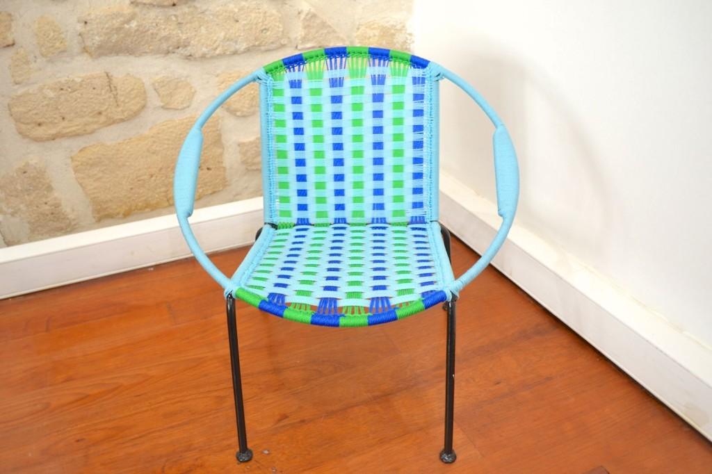 fauteuil filaire 4