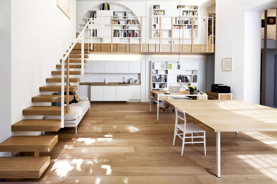 Aménager une mezzanine design pour optimiser son espace de vie !