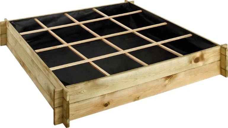 Jardindeco - potager en carré