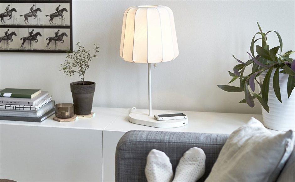 Une lampe d'ambiance pour décorer ma maison !