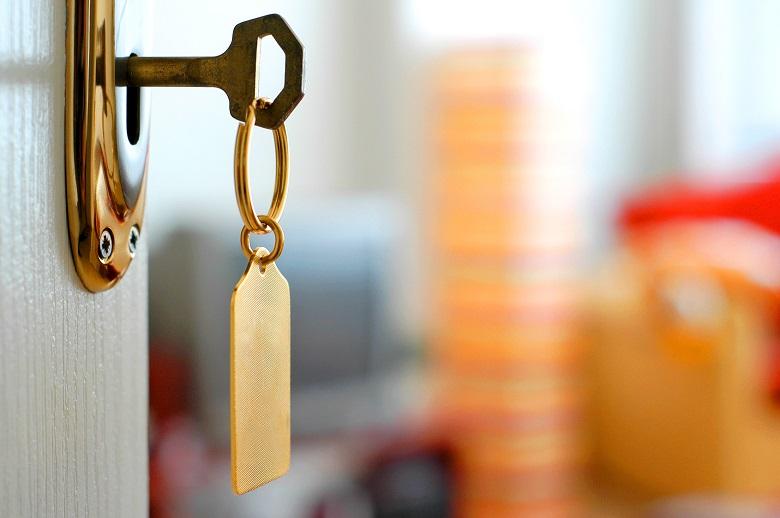 key-lock-door