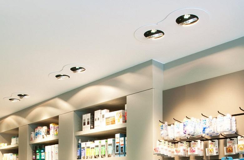 Les spots encastrés pour une décoration adaptée à toutes les pièces de la maison