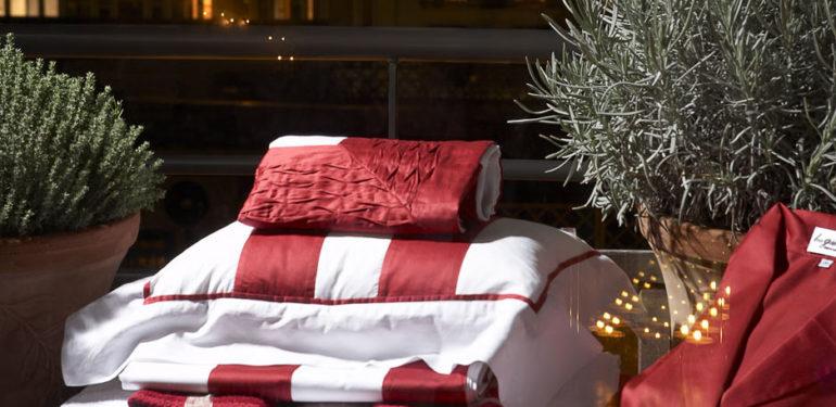 Linge de maison haut de gamme   une belle idée de cadeau ! 1dd216af3046