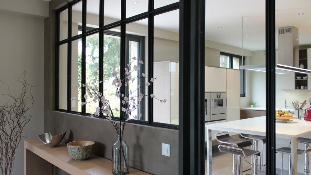 Verri res sur mesure gain d espace plus facilement - Idee pour agrandir sa maison ...