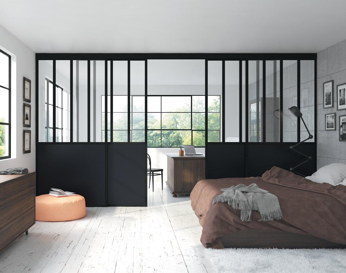 verri res sur mesure gain d espace plus facilement. Black Bedroom Furniture Sets. Home Design Ideas