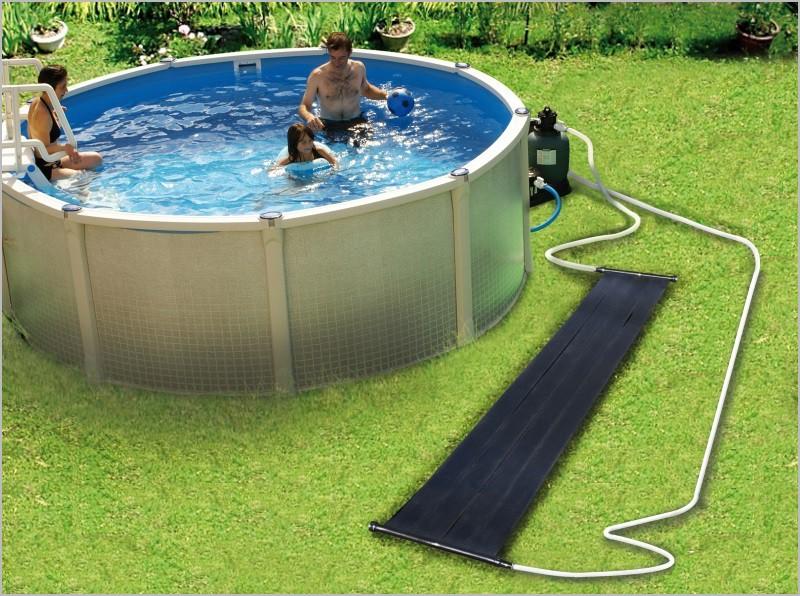 Un syst me de chauffage choisir pour sa piscine hors sol Pompe piscine hors sol pas cher