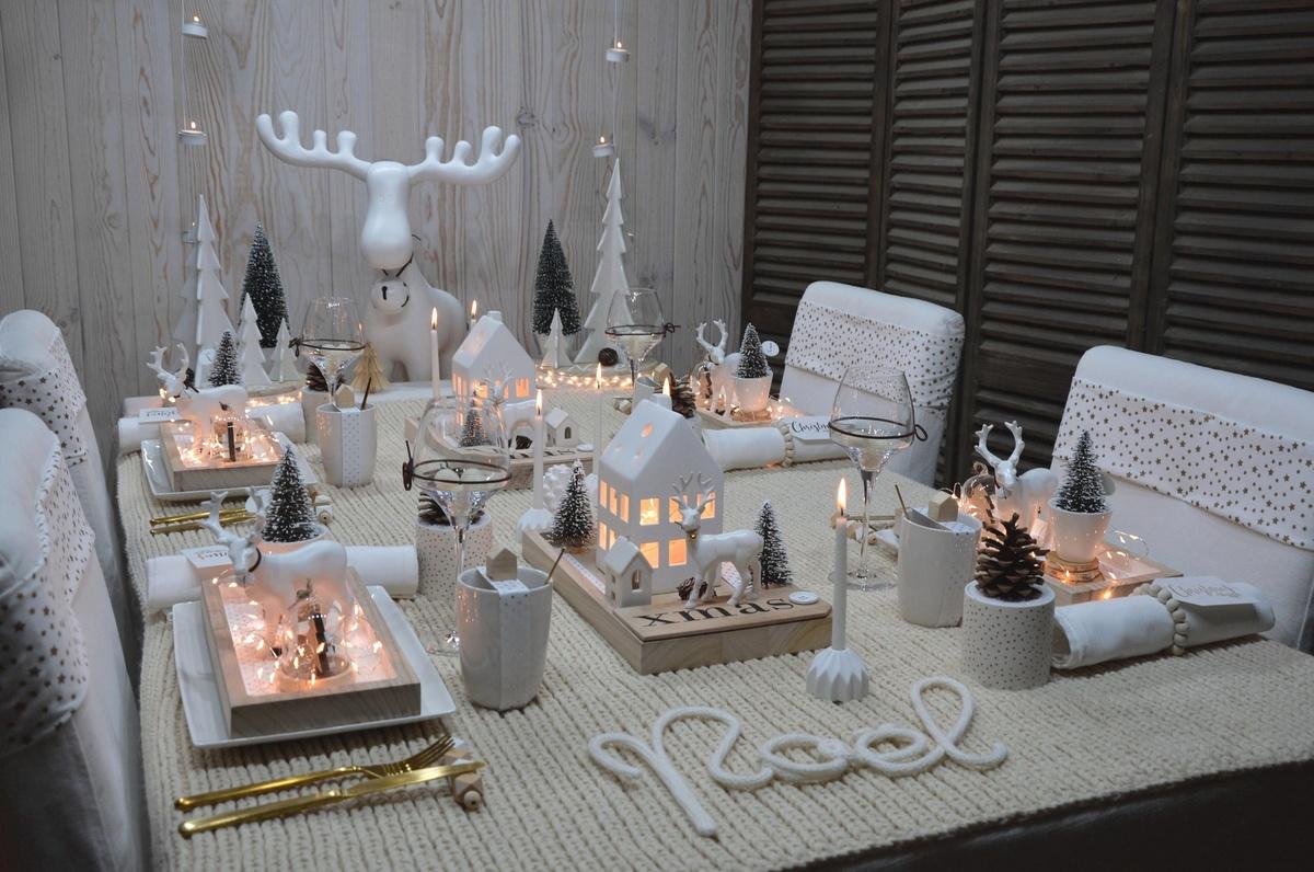 Voici Nos Idees Et Inspirations Pour Une Decoration De Noel