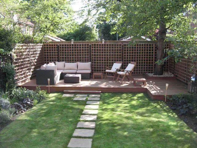 Awesome Jardin De Maison Design Images - House Design - marcomilone.com