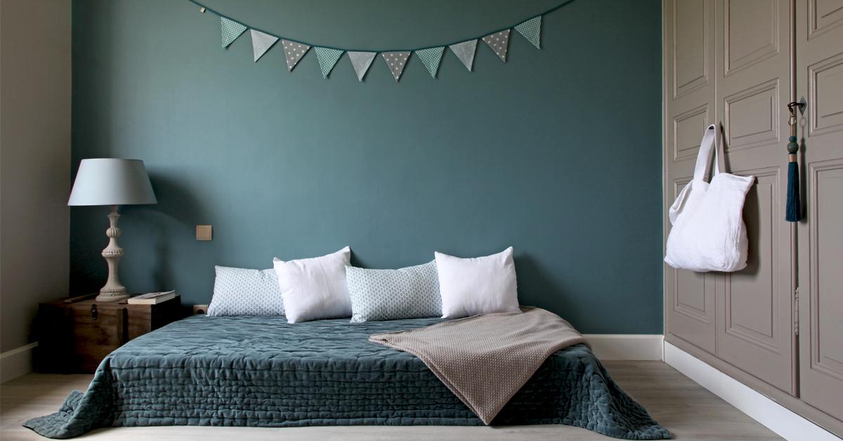 Repenser l\'espace et la décoration de votre chambre à coucher