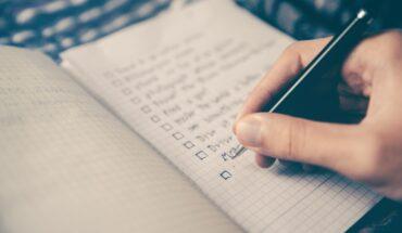 Checklist déménagement